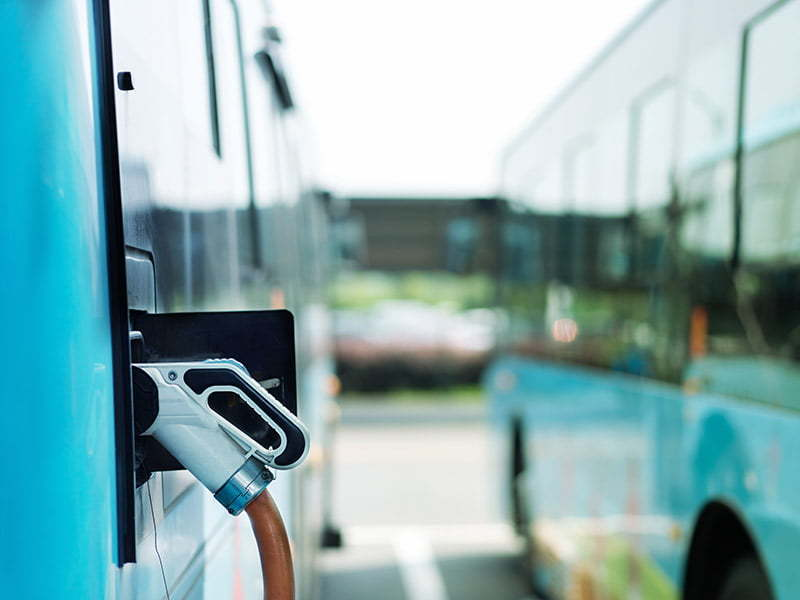 eTransport - Elektrobusse